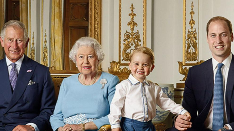 The Royal Family Releases New Portrait Video ABC News