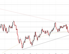 USD/CAD Drops to Support, Will it Break Out?
