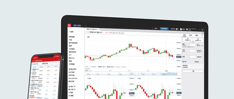 全球第一差價合約券商IG | 在線交易港股美股,全球指數和外匯等金融市場
