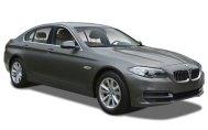Maqueta 3D del BMW 520. Manualidades a Raudales.