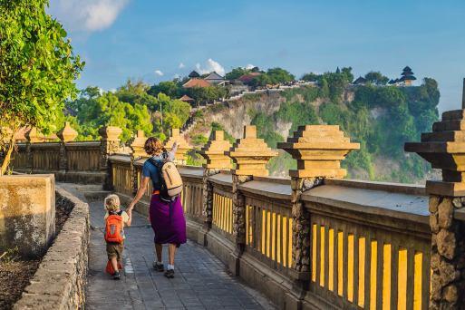 Uluwatu Temple in Bali - Bali's Scenic Cliff Temple - Go Guides