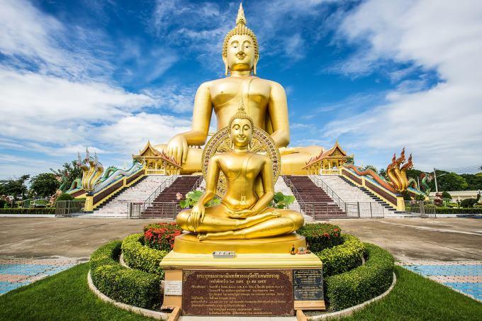 14 Biggest Buddhas in Thailand - Big Buddha Statues around Thailand