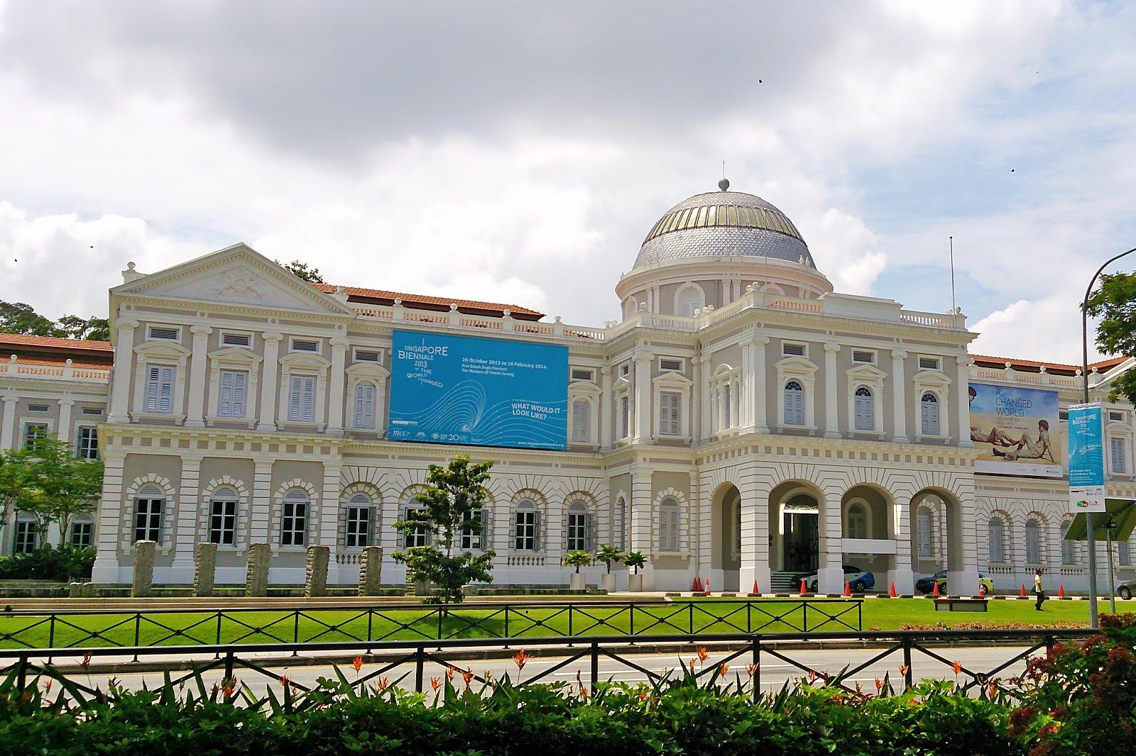National Museum of Singapore - Singapore Attractions on National Museum Of Singapore  id=11511