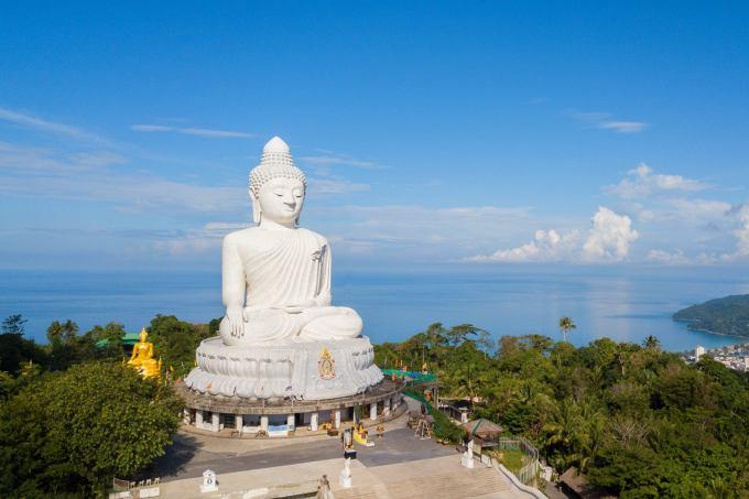 Phuket Big Buddha - Phuket Attractions