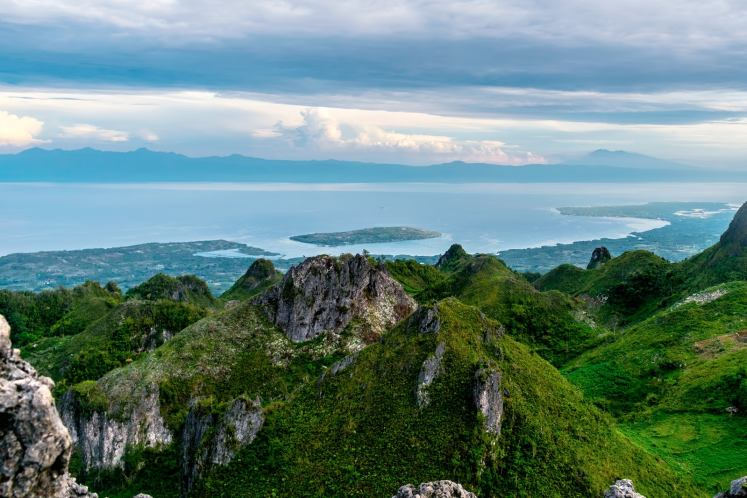 Hike to Cebu's viewpoints