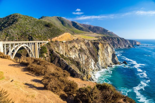 Big Sur California, USA