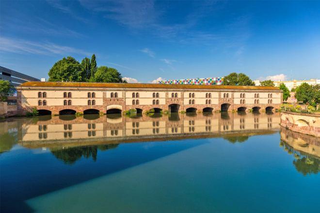Vauban Dam, Best Things to do in Strasbourg