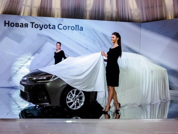 Тойота королла 2017 новый кузов фото