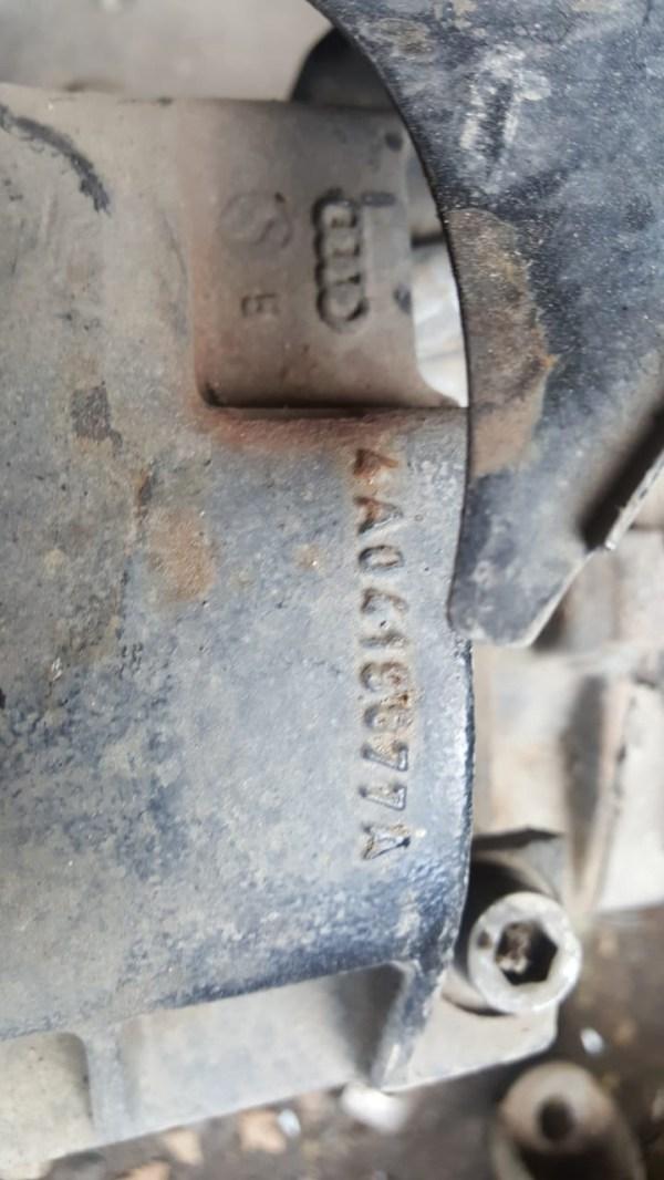 Замена МКПП 5мех на 6мех — бортжурнал Audi 100 Ауди 4А С4 ...