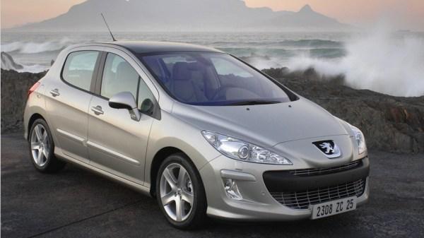Peugeot 308 (1st generation). Отзывы владельцев с фото ...