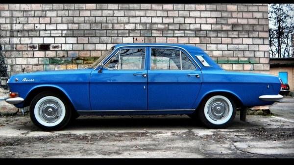 ГАЗ 24 Васильковая DRIVE2
