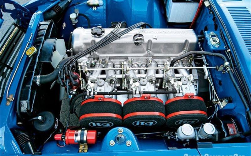 Nissan Ohc L28 Engine Old Jdm Power