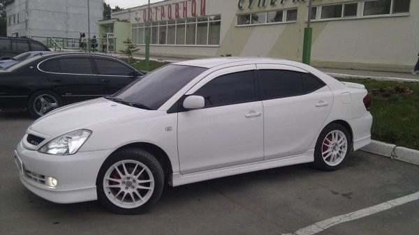 Toyota Allion DRIVE2