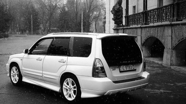 Машина Субару Форестер Фото И Цена