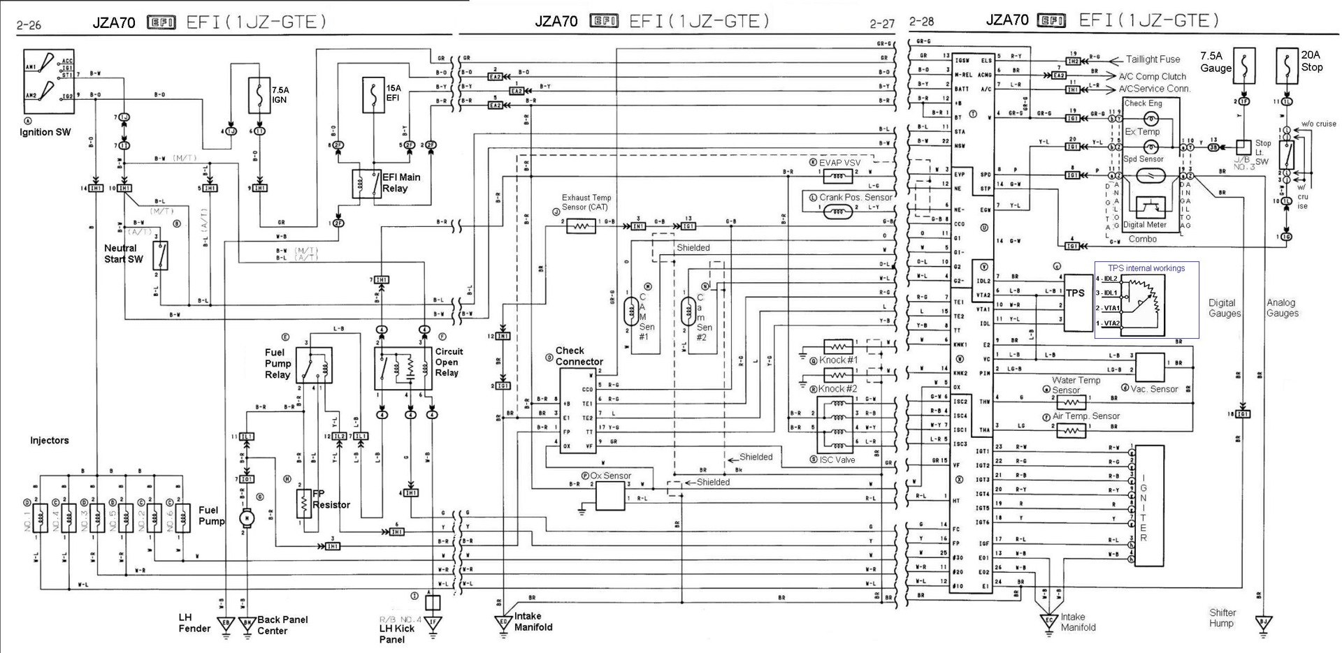Gm Alternator Diagram With Coil Html