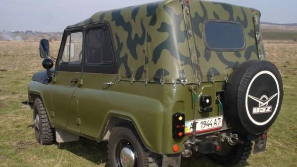 Уаз 469 С Консервации - enterprisebase