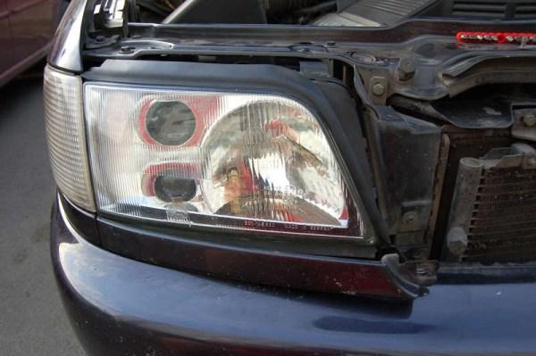 Да будет свет! — бортжурнал Audi A6 1995 года на DRIVE2