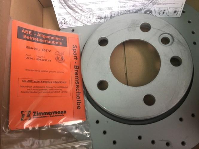 j8AAAgI9X2A-960 Поставил тормозные диски. Привел в порядок суппорта