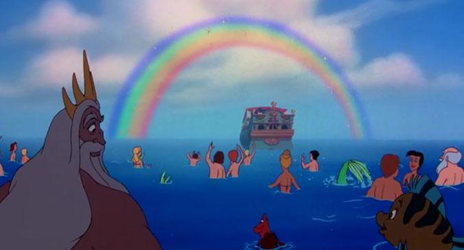 Little Mermaid finale