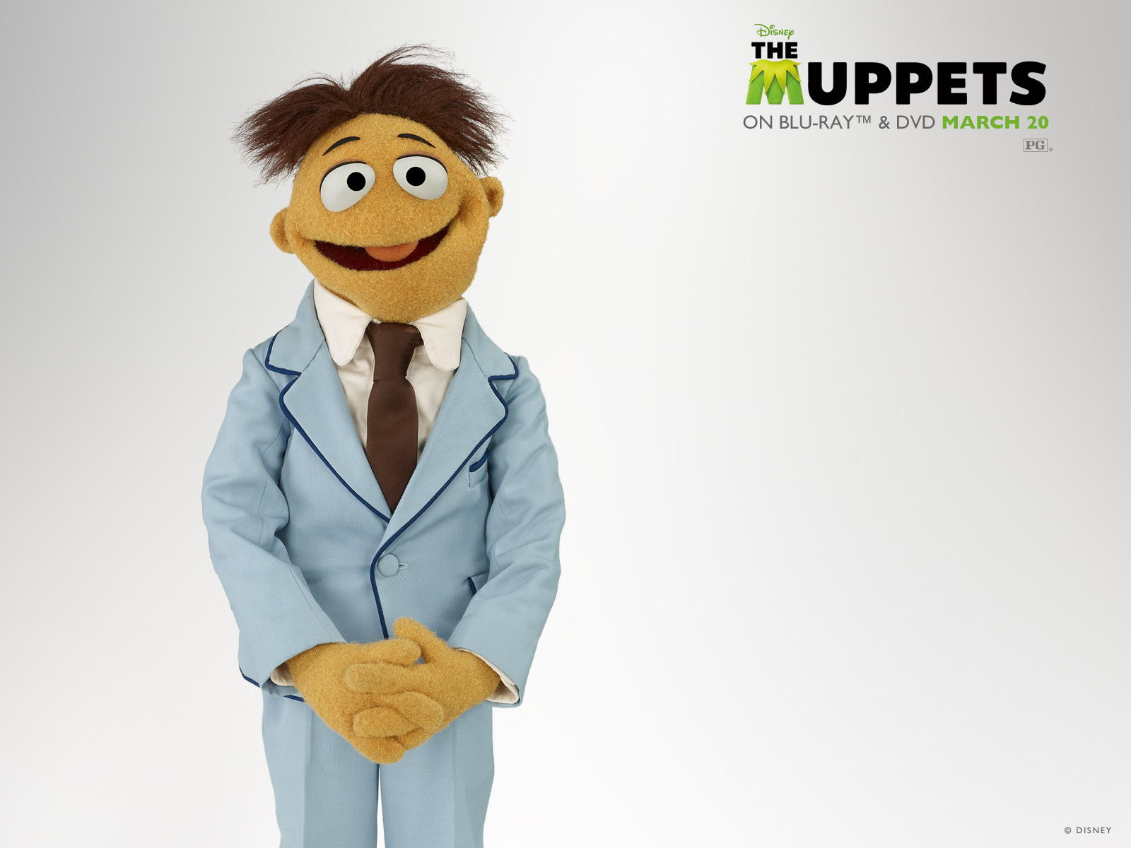 Photo of Walter the long-lost Muppet