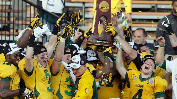 North Dakota State Bison College Football Clubhouse - ESPN