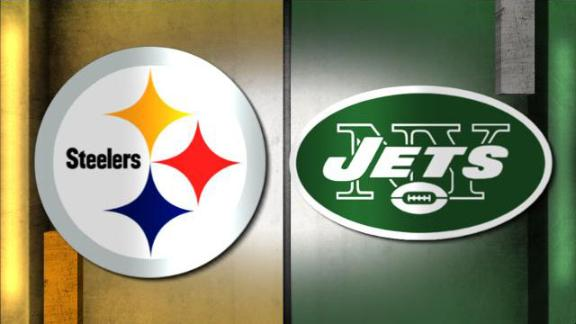 Image result for New York Jets vs. Pittsburgh Steelers