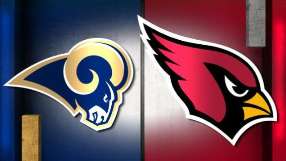 Image result for Los Angeles Rams vs. Arizona Cardinals