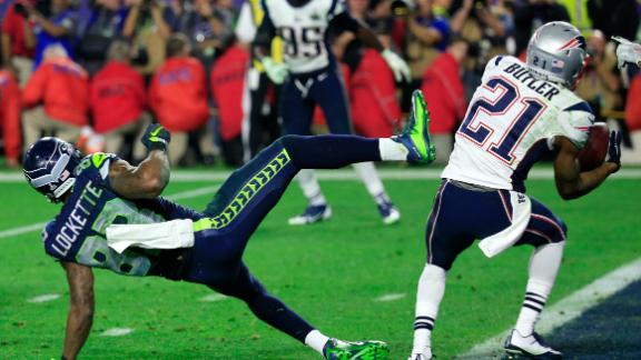 Image result for super bowl 49 interception