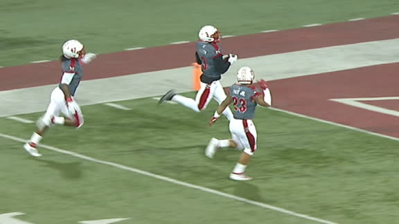 Brown  scores 79-yard pick-6 for Miami (OH)