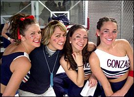 Jessica, Mary, Marcy, Lindsey