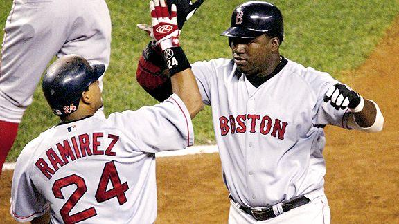 Manny Ramirez & David Ortiz