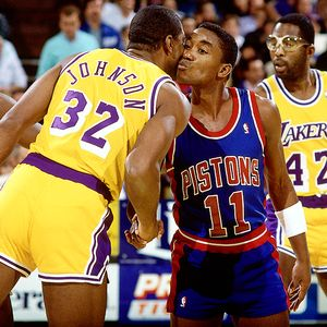 Truth About Magic Johnson And Isiah Thomas Is That Even