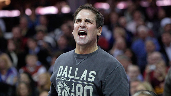 Keep hating, Mark Cuban (Tony Dejak/AP)