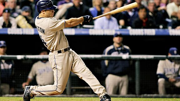 Image result for scott hairston home run 2007 wild card game