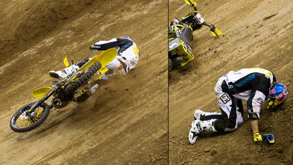 Travis Pastrana Breaks Foot Ankle At X Games Out Of Nationwide Race