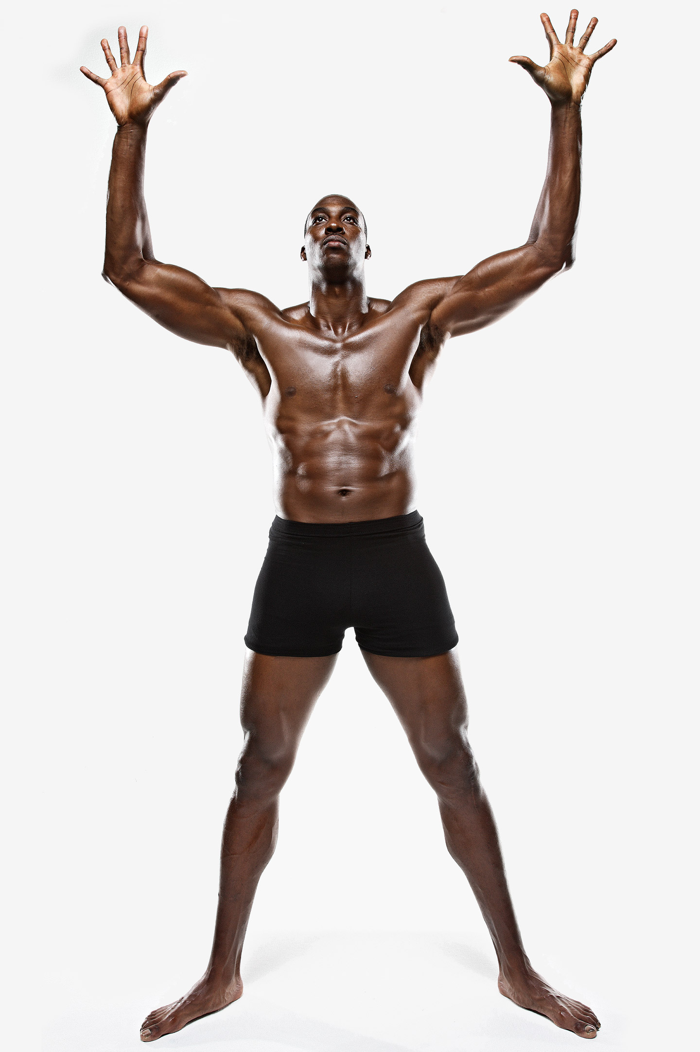 Image result for dwight howard espn the body issue