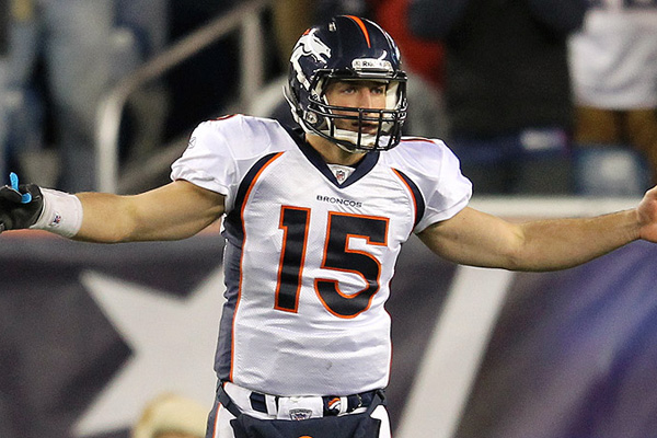 Sources: Tebow works out with Jags as tight end