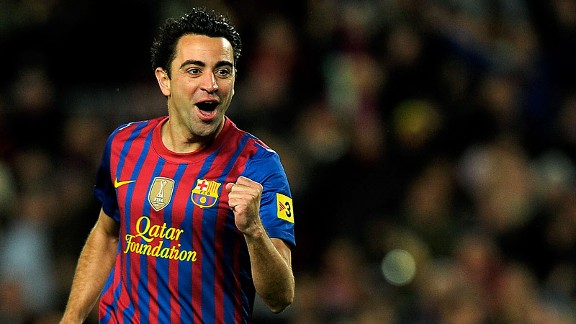 Euro 2012 -- Q&A with Barcelona's and Spain's Xavi ...