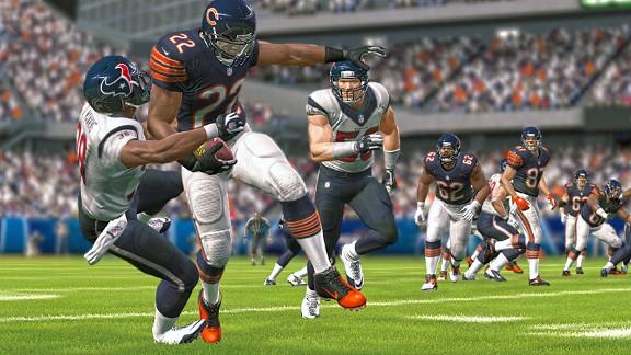 Video Games EA Sports Simulations ESPN
