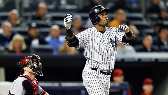 Robinson Canó Yankees