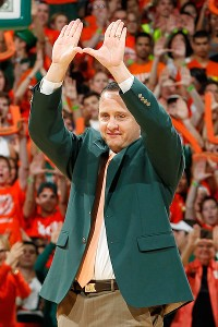 Miami athletic director Blake James determined to steer ...