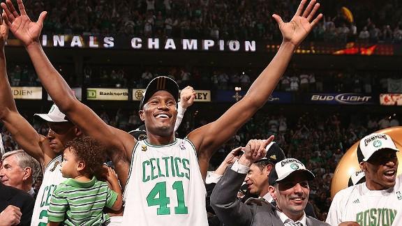 Source: C's considering Posey as assistant - Boston Celtics Blog- ESPN