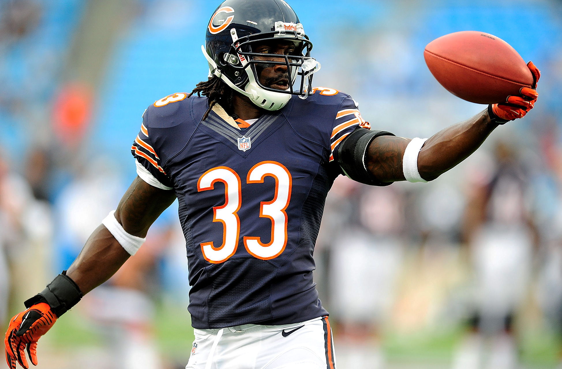 Charles Tillman of the Chicago Bears