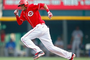 Billy Hamilton Rojos