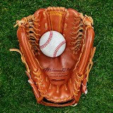 Image result for a lot of baseball gloves