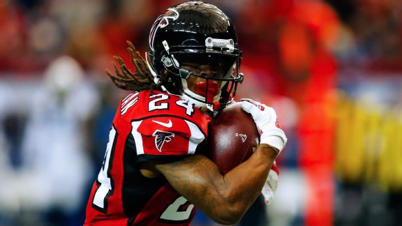Not sure how the Packers can stop Devonta Freeman and the Falcons offense. Prepare for the shootout of all shootouts.