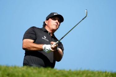 Mickelson given exemption to play in U.S. Open