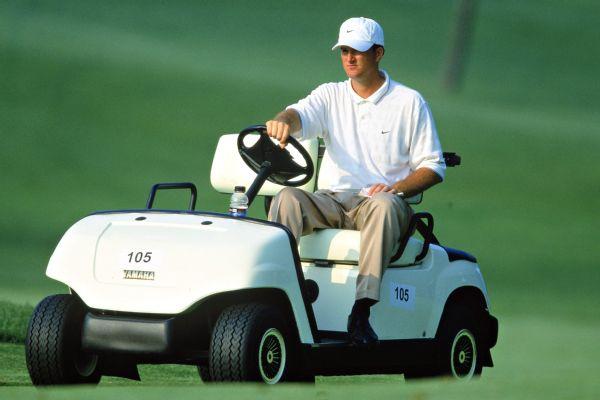 Ex-PGA Tour pro Martin has right leg amputated