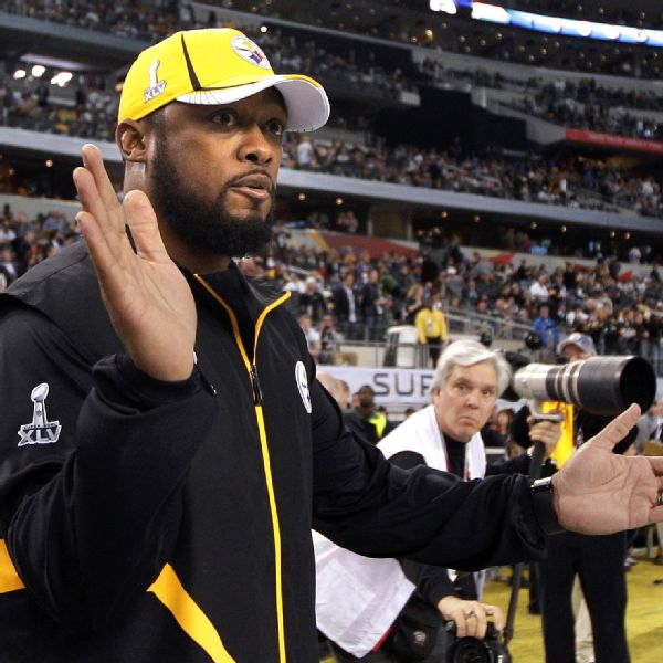 Steelers give Tomlin 3-year contract extension