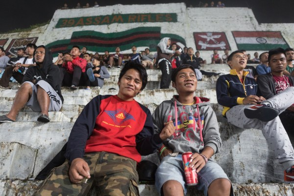 Photo essay: India's north-east, where football has come ...